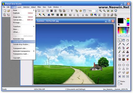 PhotoFiltre Studio X 10.4.1