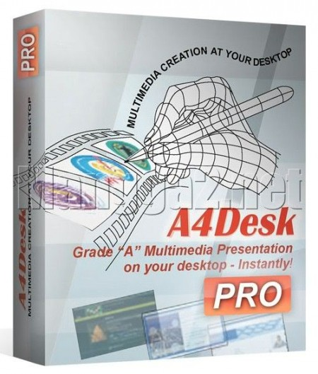 A4Desk Flash Builder