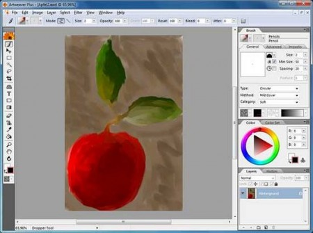 Artweaver Plus 2.06