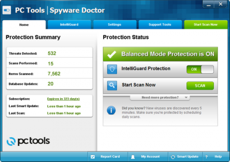 Spyware Doctor 2012 9.0