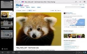 Firefox 9 для Android