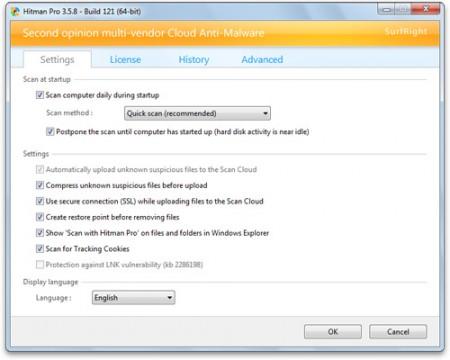 HitmanPro 3.6.0.138