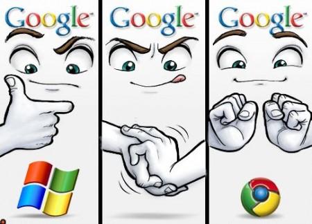Google Chrome 17 Beta