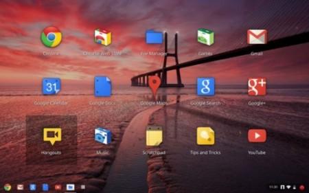 Chrome OS 20